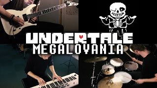 MEGALOVANIA (Band Cover by SOLENCE)