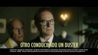 Anuncio Dacia Duster - Otro conduciendo un Duster - Publicidad Comercial 2017