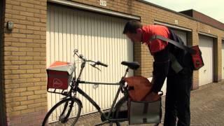 Postbezorger Tim over werken bij PostNL (1:11 min)