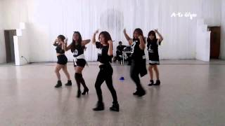 4MINUTE  미쳐(Crazy) dance cover A-Yo Style