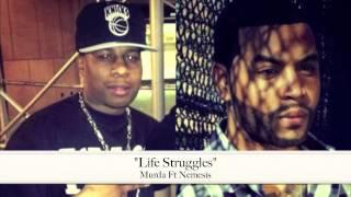 "ShootaGang Murda ft Nemesis ""Life Struggles"""