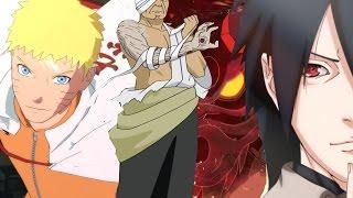 Que Rayos Paso Con El Brazo De Naruto & Sasuke? Pierna De Gai Sensei