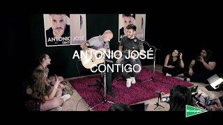 Antonio José - Contigo (Acústico)