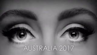 Adele Live 2017 Australia Advert