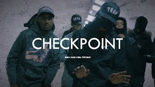 "Russ x Taze x Drill Type Beat ""Checkpoint"" 