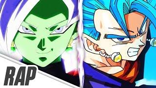 Rap do Zamasu VS. Vegetto   BasaraRAP 43 - Part. VG Beats, KRC e Número Três
