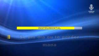 ♫ Karaoke VOU FICAR FININHO - Eddy Tussa