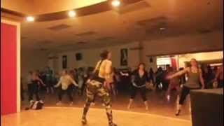 Dance Fitness - Zumba Warm up - Dance (VooDoo & Serano Remix)