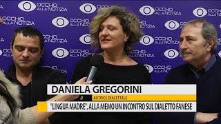 """""""Poesia in lingua madre"""", un incontro sul dialetto fanese"""