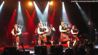 İrlanda Müzikleri ile Ünlü Rock Parçalara Cover