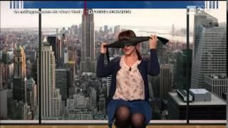 50 sfumature di grigio - Dakota Johnson (Lucia Ocone) - Quelli che il calcio 15/02/2015