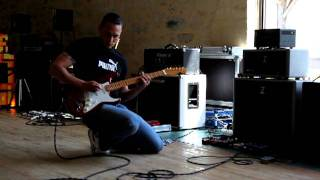 Dr.Z Z-Wreck Amp and Fender Stratocaster Demo