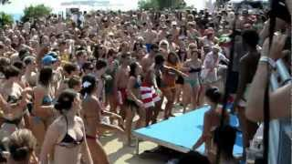 Pool Party CSSFR 2012 Reggeton