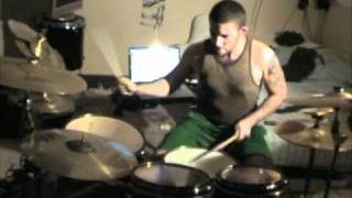 """Jason Sokolic plays """"Abstract Art"""" (Born of Osiris)"""