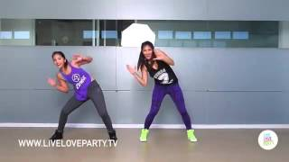 Hey Mama Audio Muted Zumba® Choreo by Prince Paltu ob Live Love Party.mp4