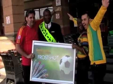 bafana bafana Good Luck South Africa!!