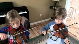 Happy Birthday - Violin