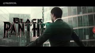 Reagindo a rap do pantera negra