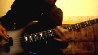 Reincidentes vicio bass (cover)
