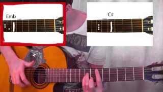 Guitar chords: The Beach Boys - Good Vibrations (chords)