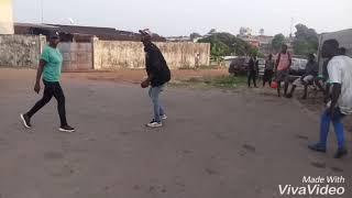 Borton crew dance Gabon