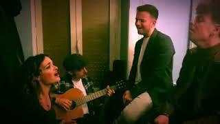 Valentina Stella ft Andrea Sannino Ivan Granatino - Passione eterna - video  2018