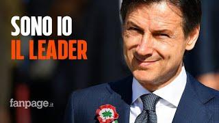 """Giuseppe Conte si difende: """"Il vero leader sono io, più di Salvini e Di Maio"""""""