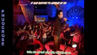 [LYRICS+VIETSUB] Gareth Gates - Anyone Of Us - Live At Top Of The Pops 2003