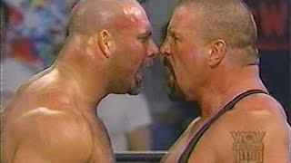 Bill Goldberg (WCW) vs. Scott Norton (nWo B&W) [Nitro - 25th Jan 1999]