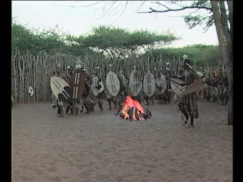 Zulu culture on the Royal Route