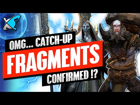 BE PREPARED FOR THESE EVENTS | Catch-Up Fragments Confirmed !? | RAID: Shadow Legends