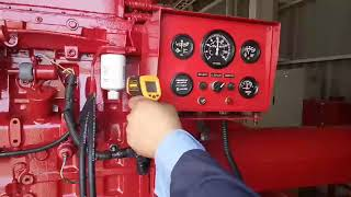 Performance Test  Fire Protection System ด้วยวิศวกร พร้อมใบอนุญาติประกอบวิชาชีพ (คลิ๊กที่รูปเพื่อชมVDO)