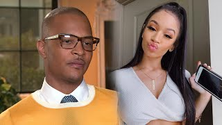T.I. Reveals He Attends Daughter's Doctor Visits to Make Sure She's Still a Virgin