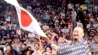 Remembering Mr. Fuji: The late great WWE Hall of Famer