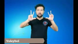 İşaret Adam'la 1 Dakika :) Türk İşaret Dili
