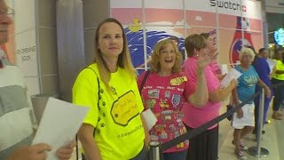'Price Is Right' Hosts Contestant Search At Mall Of America