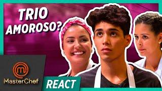 MASTERCHEF BRASIL REACT: NOVELA MEXICANA!