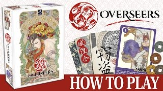 Overseers - How to play