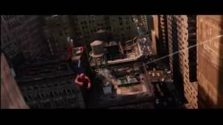Web Swing (Extended Scene) -  Spider-Man 2 (1080p High Definition)