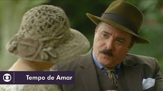 Tempo de Amar: capítulo 99 da novela, sábado, 20 de janeiro, na Globo