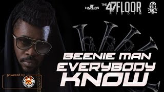 Beenie Man - Everybody Know (Raw) [47th Floor Riddim] November 2016