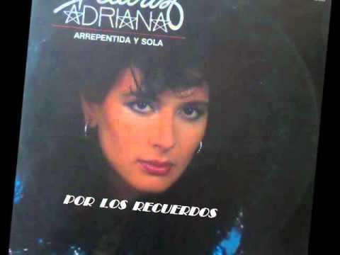 Arrepentida Y Sola de Beatriz Adriana Letra y Video