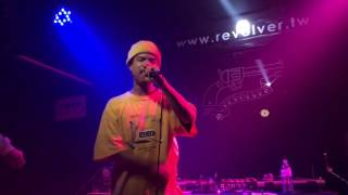 DLIP Records: Dusty Husky & Miles Word (LIVE) @ Revolver Taipei 2017 part.4