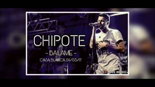 Chipote - bailame (lo nuevo)