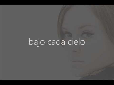 Ill Be Waiting En Espanol de Adele Letra y Video