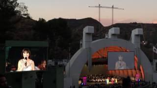 """I Won't Say (I'm In Love)"" Susan Egan Hollywood Bowl 6/6/16"