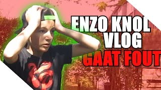 Sketch #3 - Enzo Knol Vlog GAAT FOUT!?! (#EnzoKnolVlog1000)