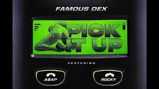 Famous Dex - Pick It Up ft. A$AP Rocky Instrumental