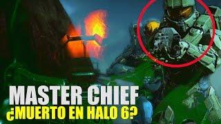 ¿MASTER CHIEF MORIRÁ EN HALO 6?