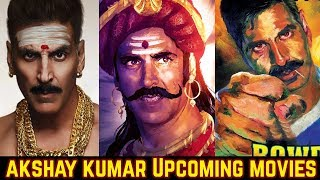 Bollywood Khiladi Akshay Kumar Upcoming Movies 2019 And 2020 | Cast And Release Date